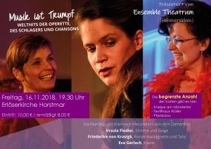 18_11-16 Plakat Musik Trumpf